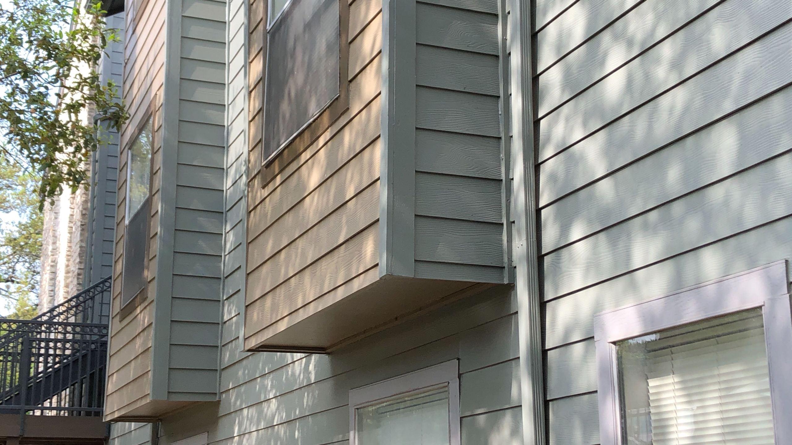 An apartment building in Austin. (KXAN Photo).