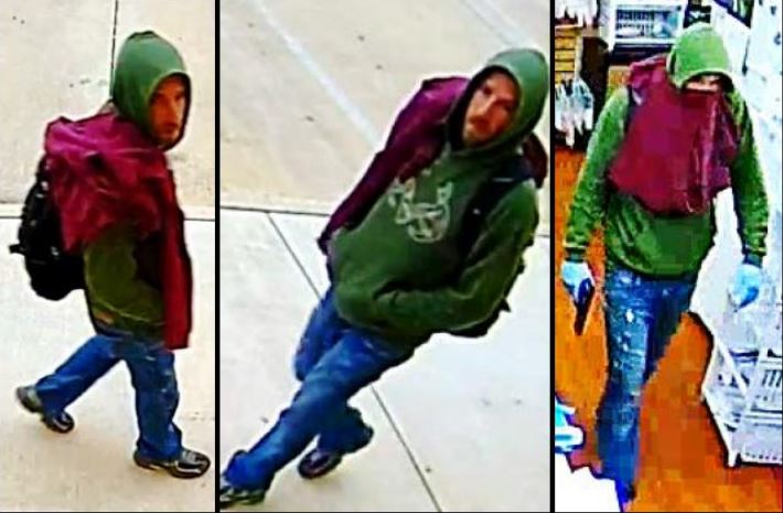 Round Rock robbery suspect