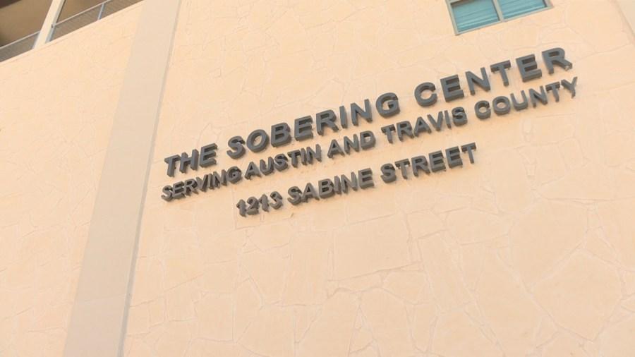 The Sobering Center in Austin
