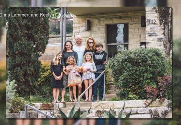 jordan family front portrait