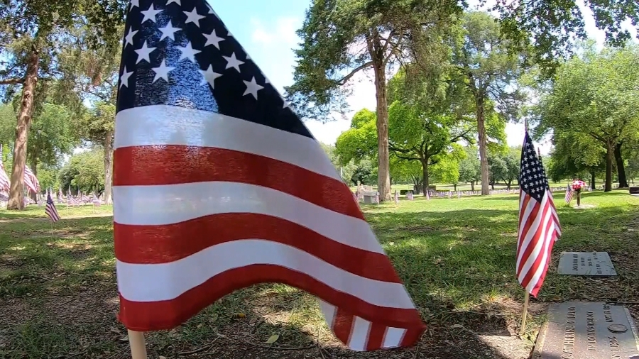 Texas General Land Office hosts virtual Memorial Day service to make sure fallen veterans are still honored