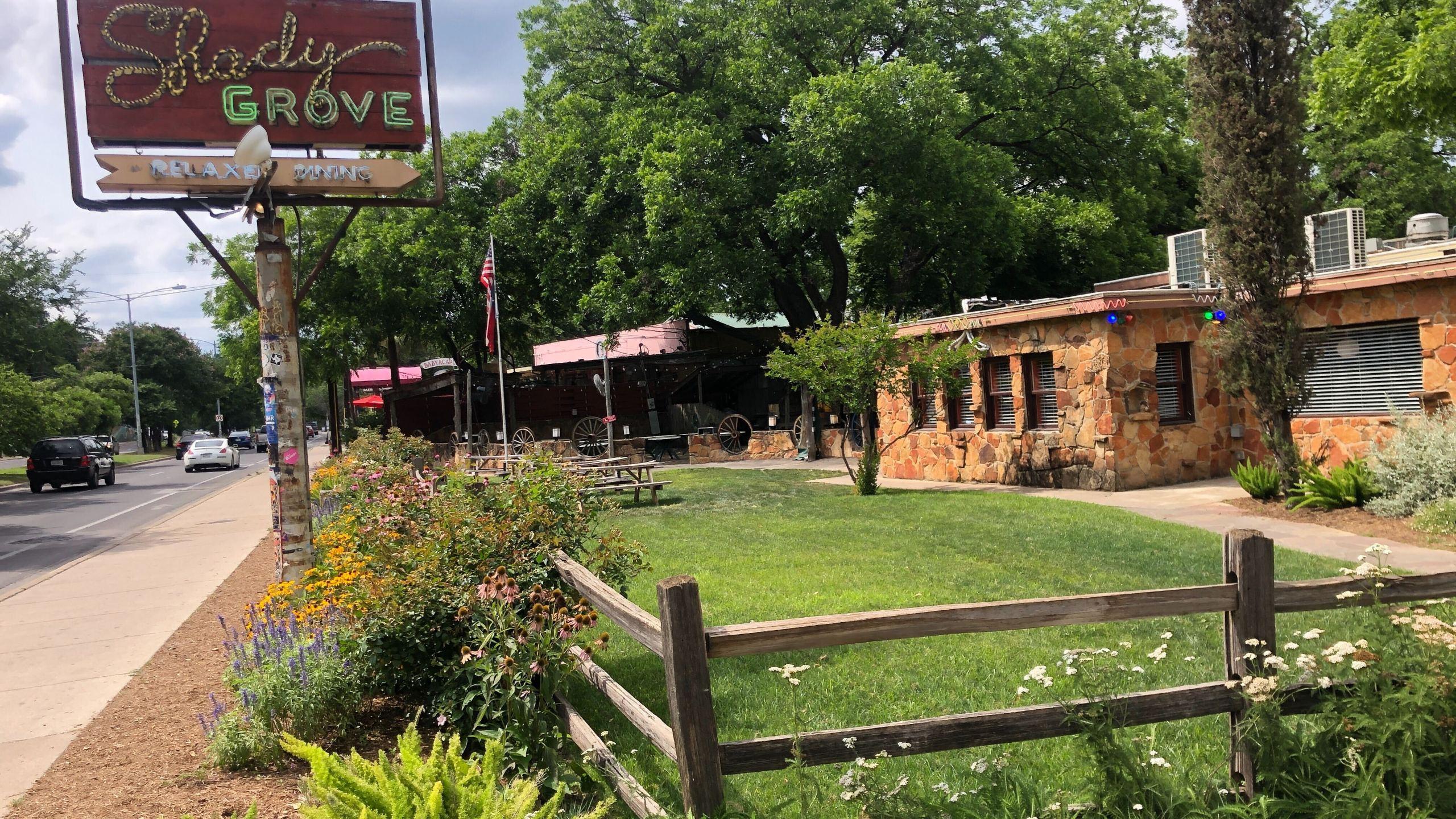 Shady Grove Austin