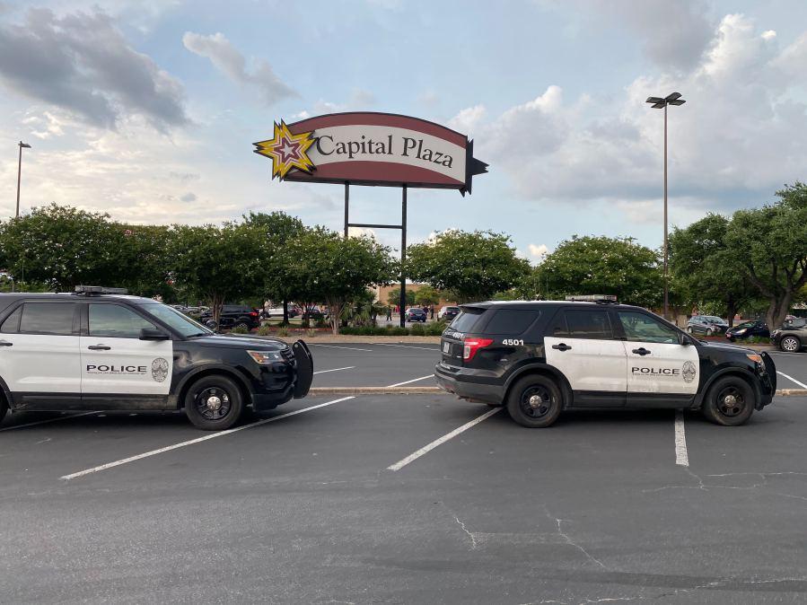 APD - looting Austin Target 5-31-20