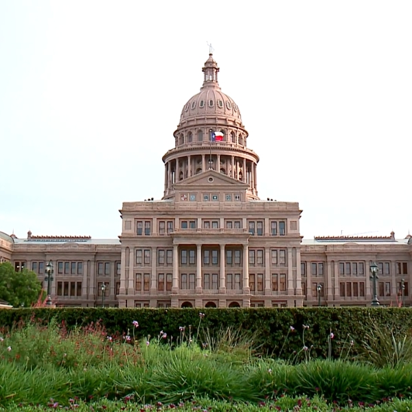 TX CAPITOL MAY 2020