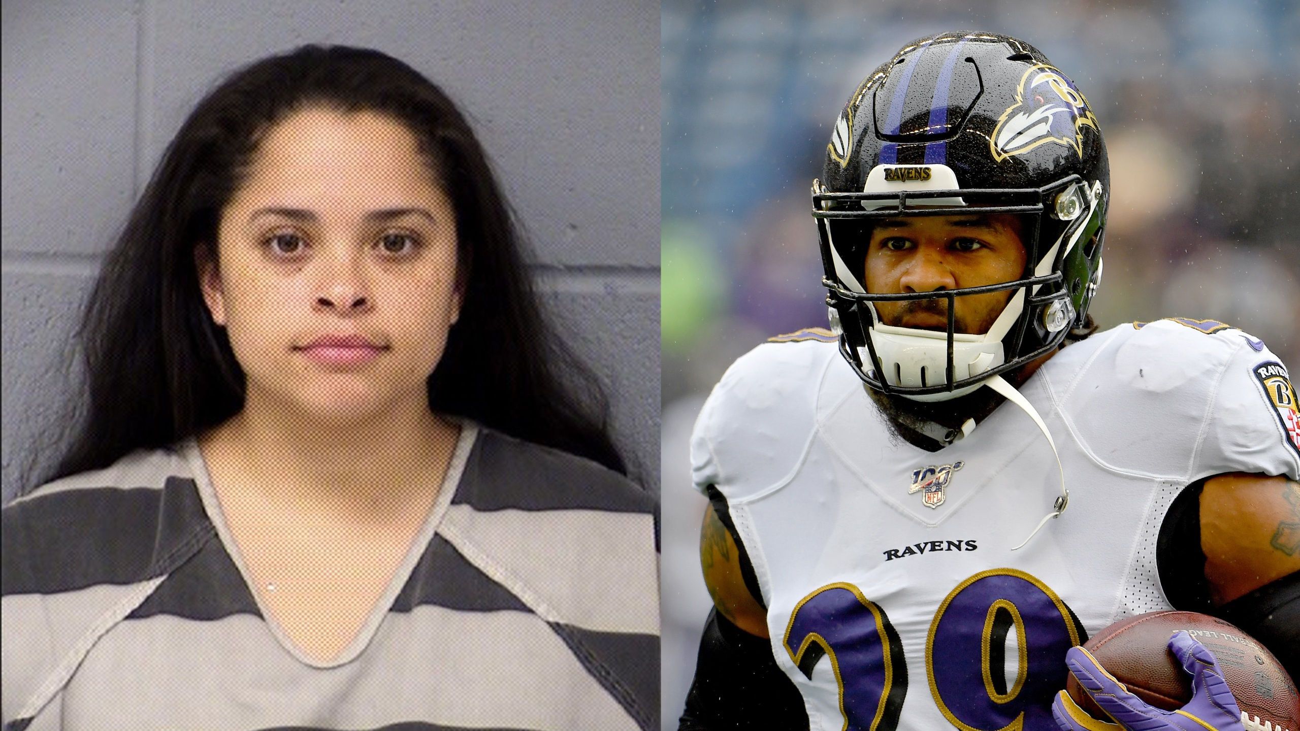 Nina Thomas and Earl Thomas (Austin Police Department Photo/Getty Images)