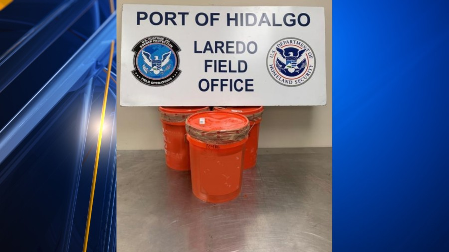 CBP: Texas woman, 20, stashes $2 million worth of meth inside Ford pickup