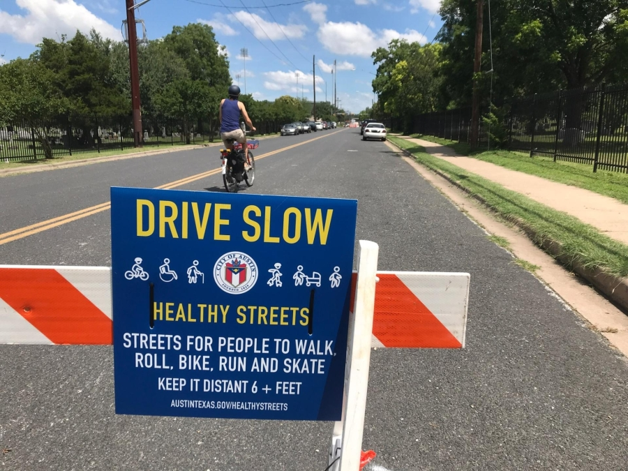 Some businesses push back against rollout of Healthy Streets program