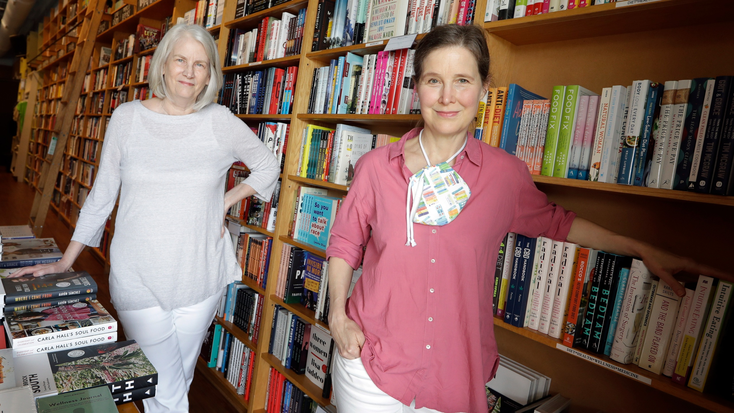 Ann Patchett, Karen Hayes