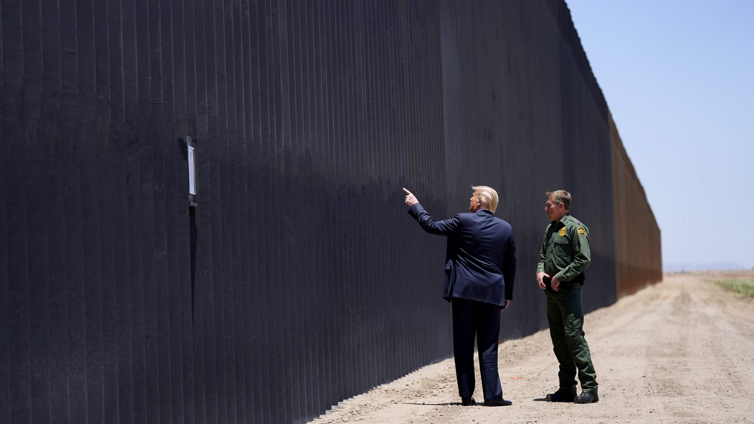 Trump can't divert defense funds for border wall, federal appeals court  rules   KXAN Austin