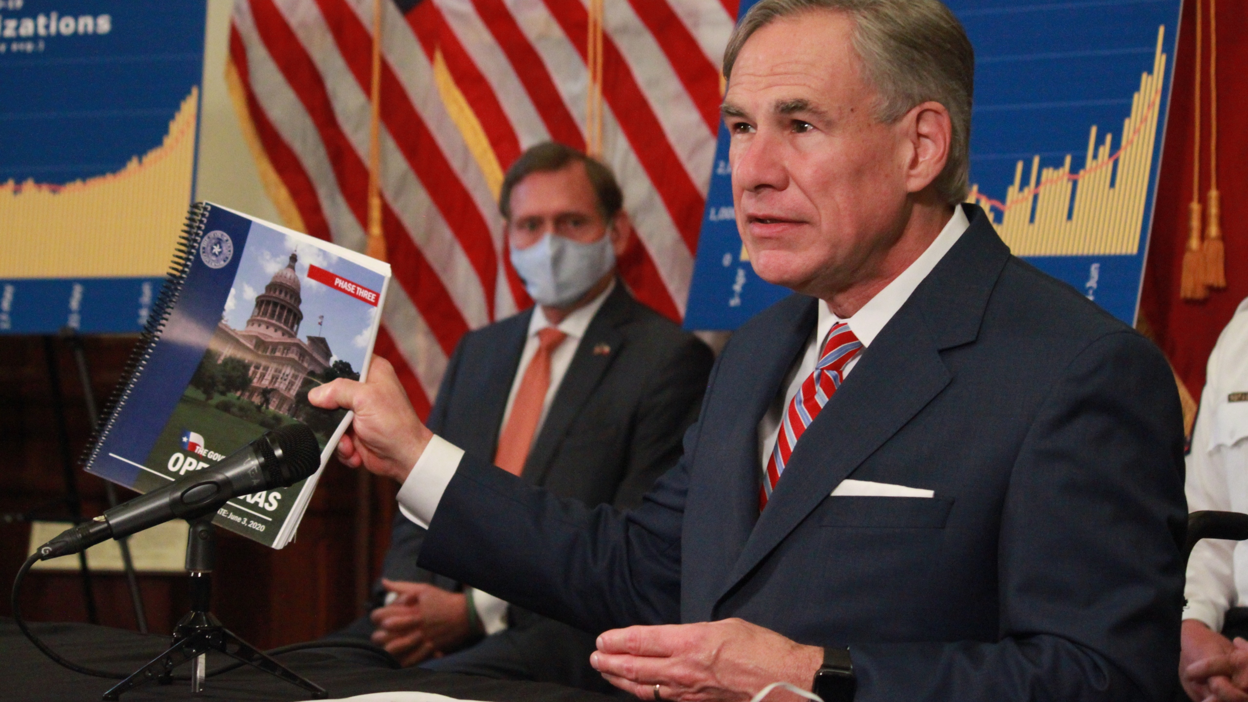 Gov. Greg Abbott coronavirus press conference 6-22-20