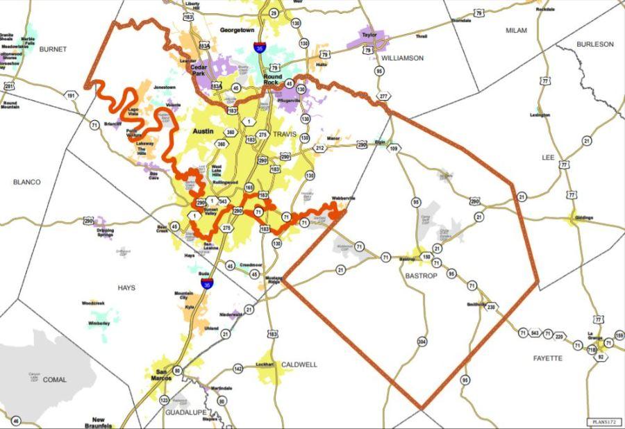 Texas Senate District 14 (Texas Senate Photo)