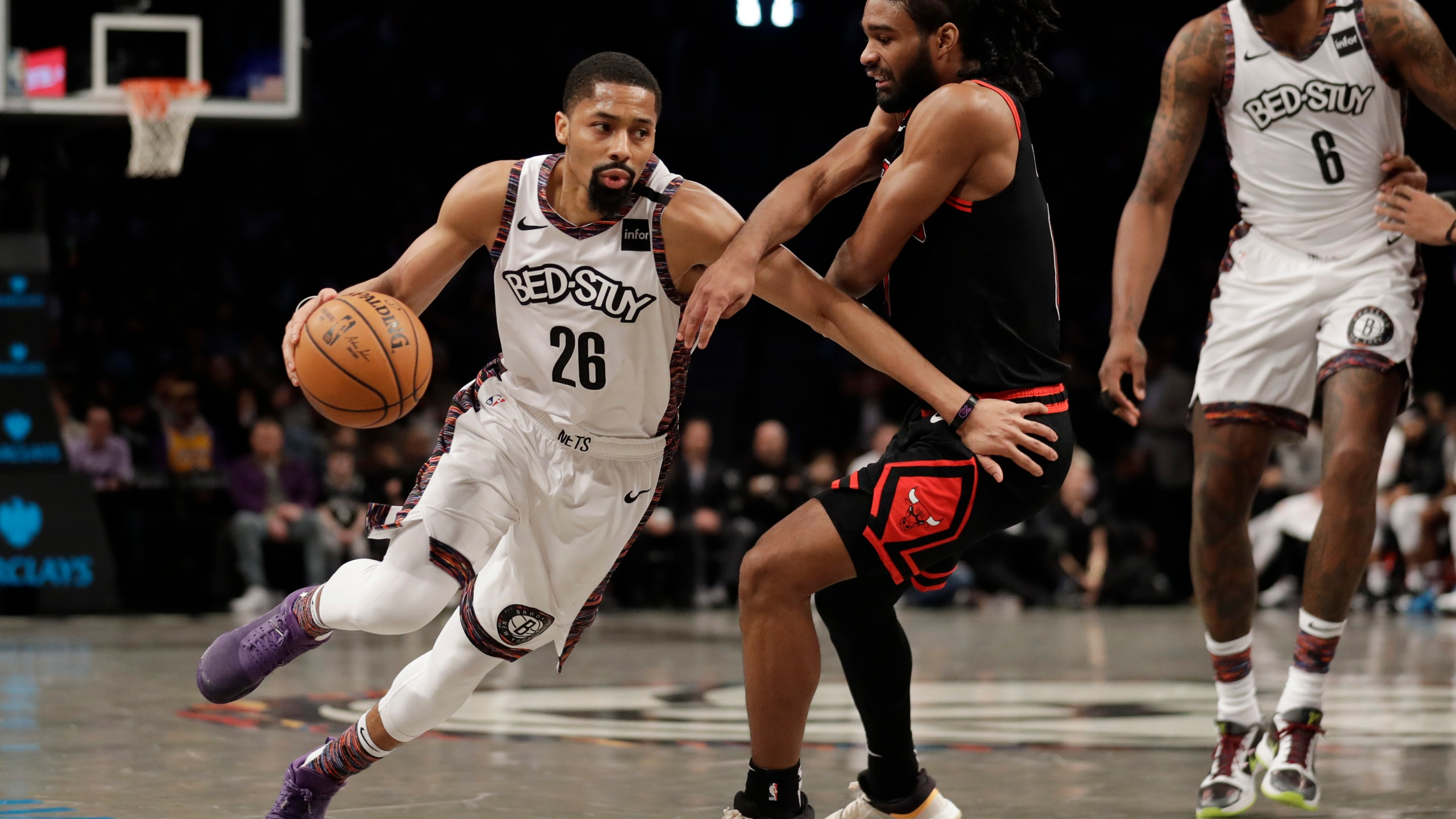 Spencer Dinwiddie, Coby White