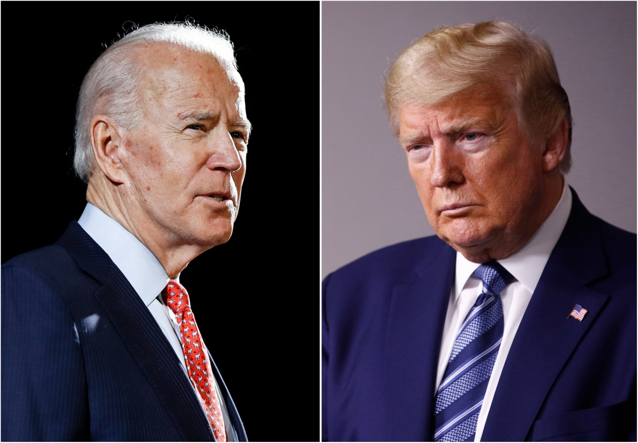 Biden has 3-point lead over Trump in Texas, poll shows