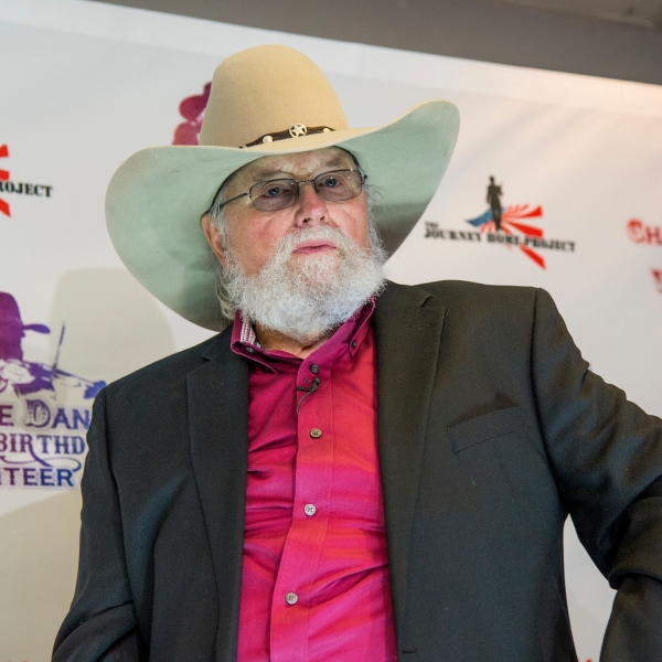"FILE - In this Nov. 30, 2016 file photo, Charlie Daniels appears at the Charlie Daniels 80th Birthday Volunteer Jam in Nashville, Tenn. Daniels who had a hit with ""Devil Went Down to Georgia"" has died at age 83. A statement from his publicist said the Country Music Hall of Famer died Monday due to a hemorrhagic stroke. (Photo by Amy Harris/Invision/AP, File)"