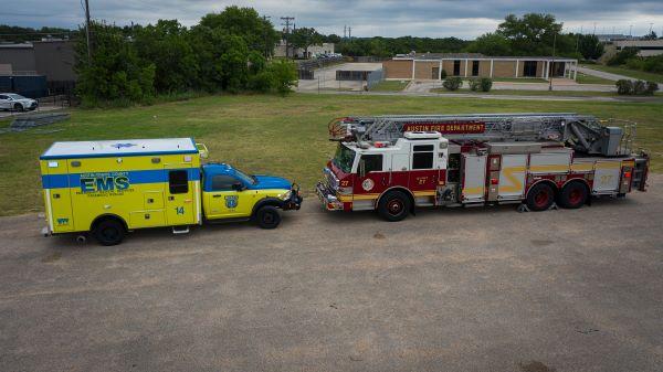 Austin Fire Department southwest Austin