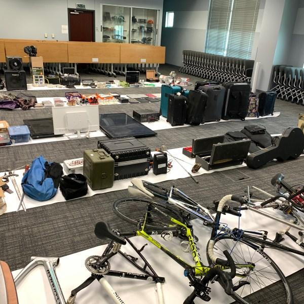 Stolen items Cedar Park 7-6-20