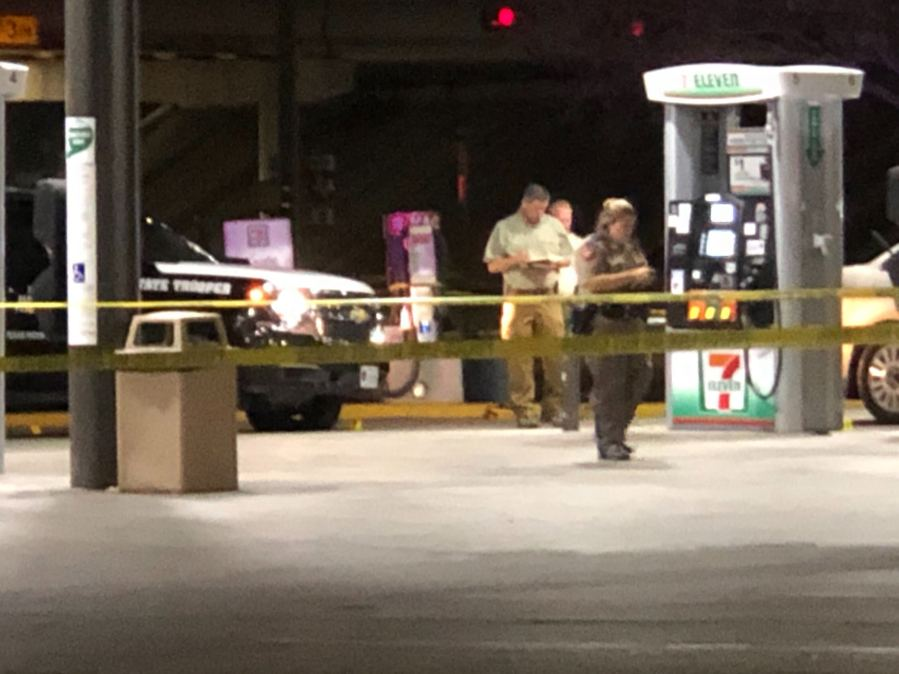 shooting involving DPS trooper at San Marcos 7-Eleven 7-16-20