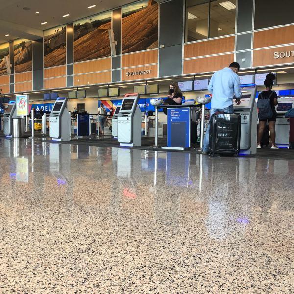 ABIA austin airport