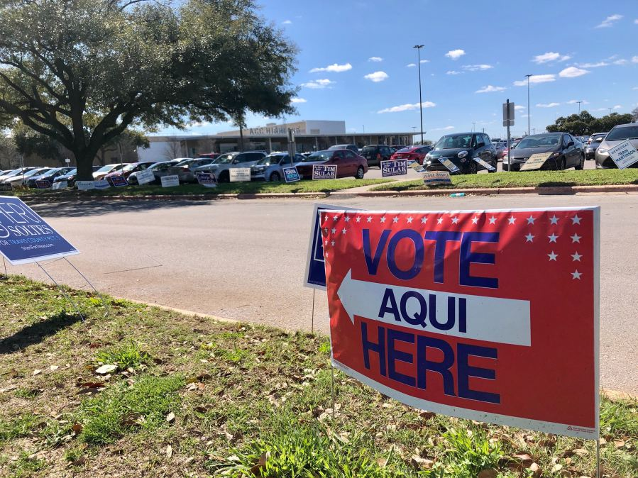 Travis County looks to get creative with polling locations for November election