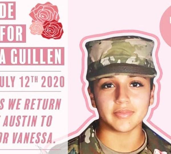 Vanessa Guillen march