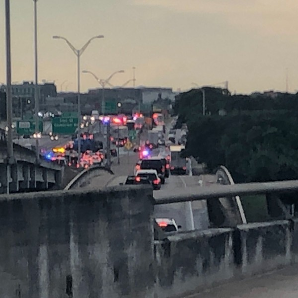 I-35 INTERSTATE ACCIDENT JULY 31
