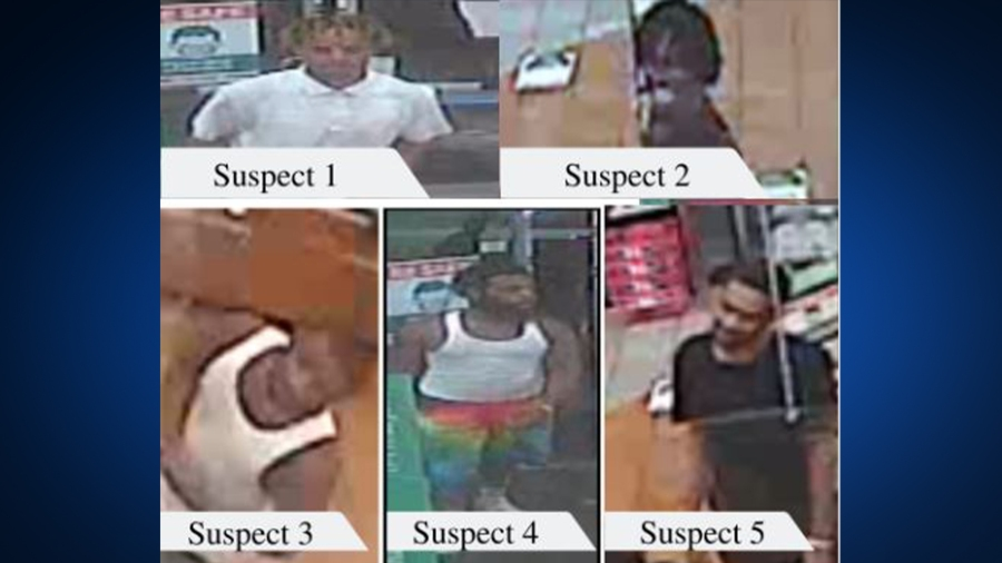 June 21 Robbery Suspects Austin Police