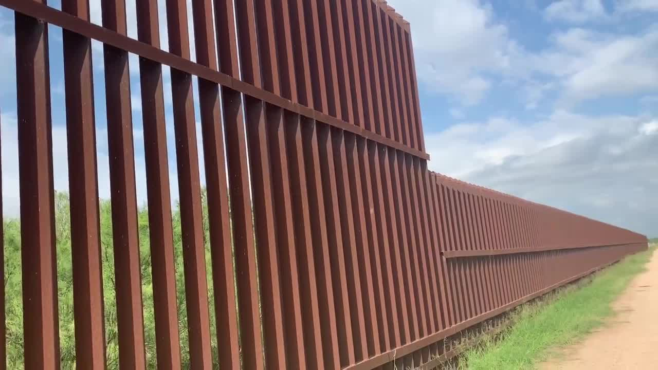 Exemptions added to border-wall spending bills as White House issues waivers to build faster