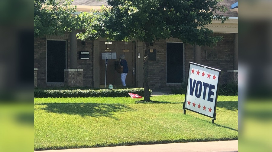runoff election day July 14