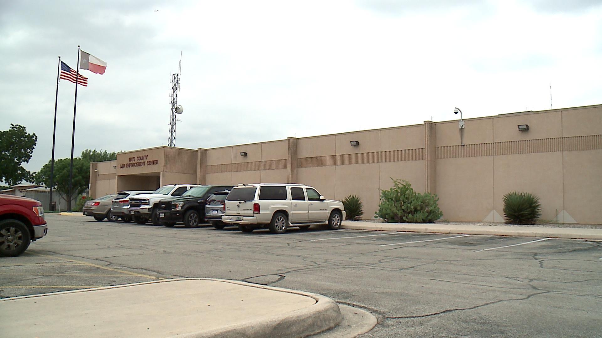 Hays County Jail
