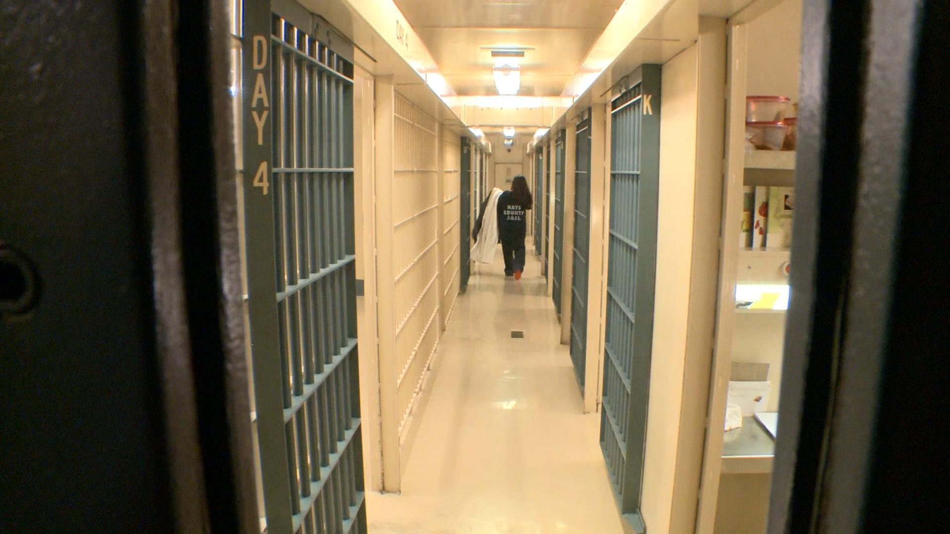 Hays County Jail inmate