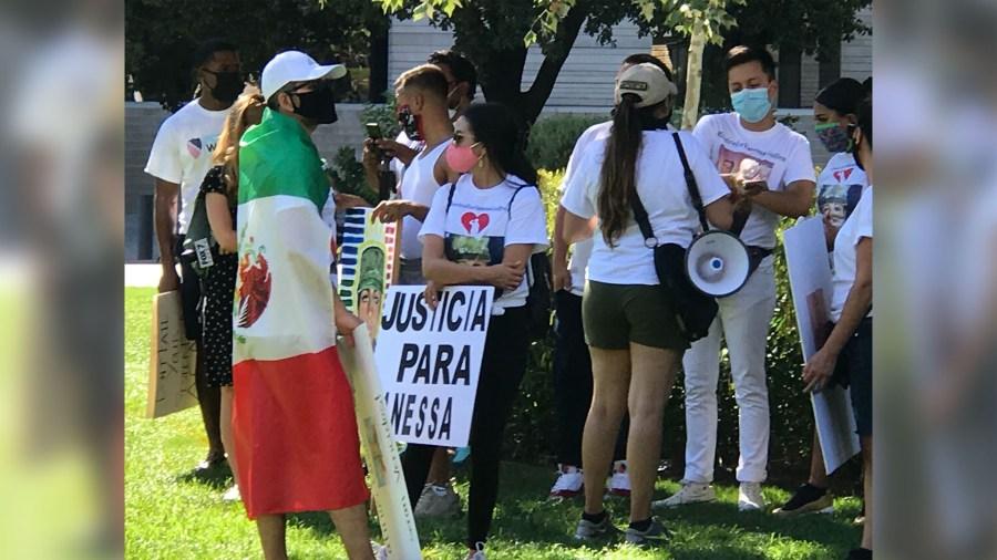 March for Vanessa Guillen