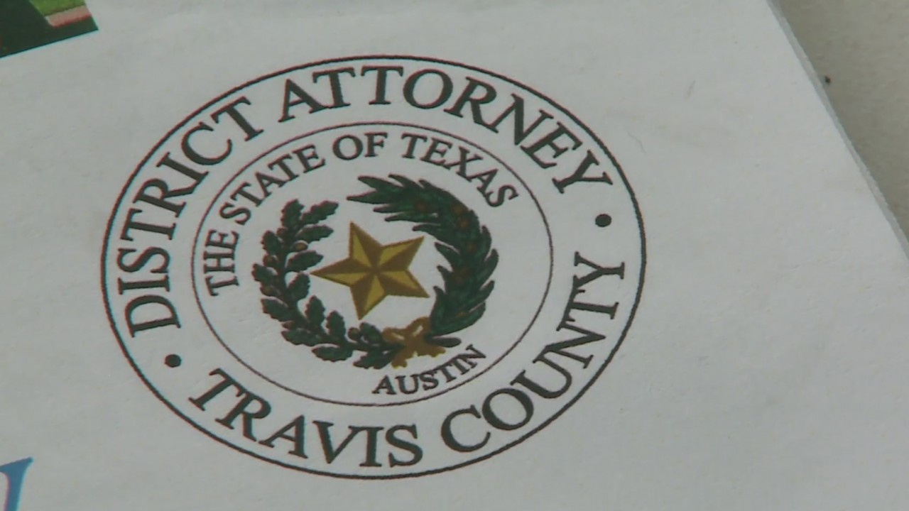 Travis County District Attorney (KXAN Photo)