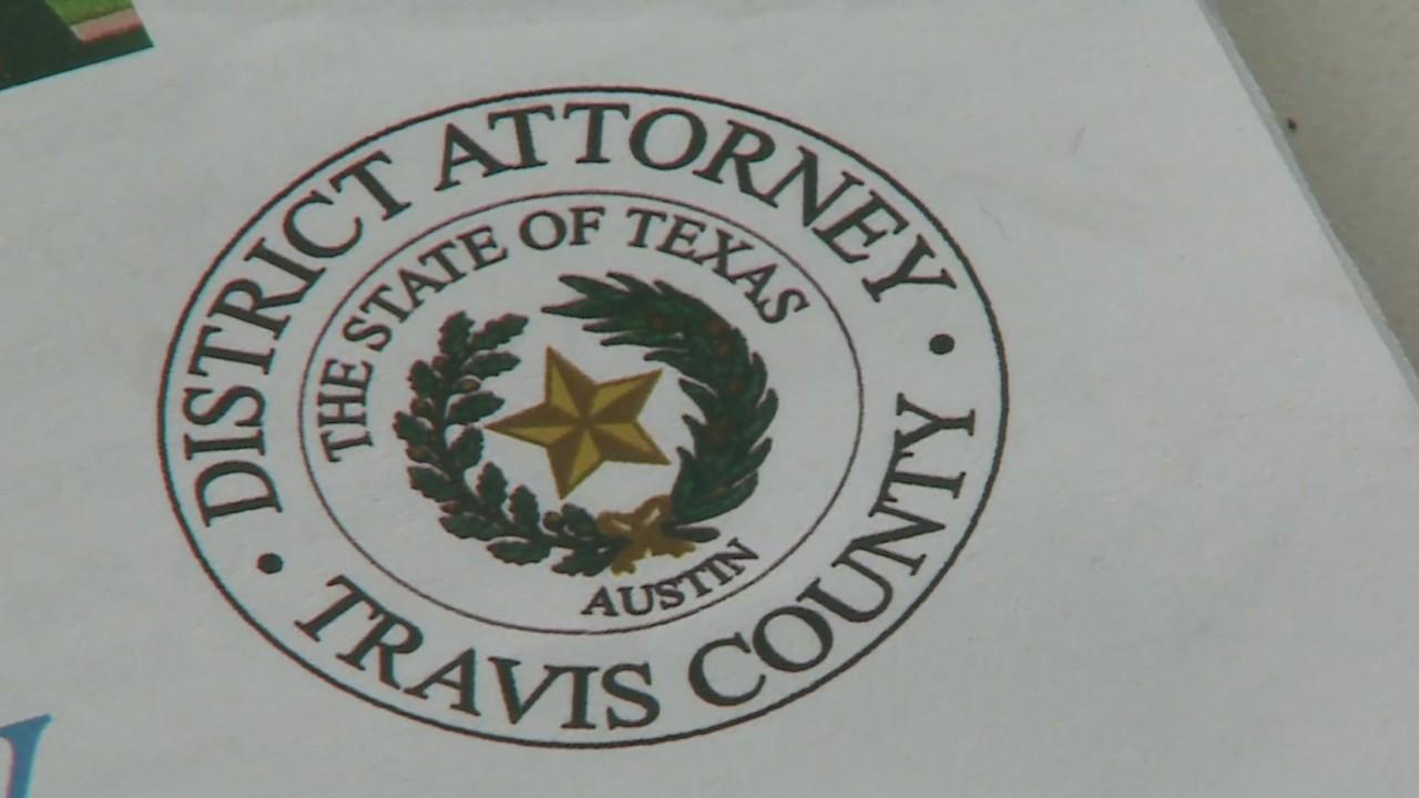 Travis County District Attorney (KXAN Photo)