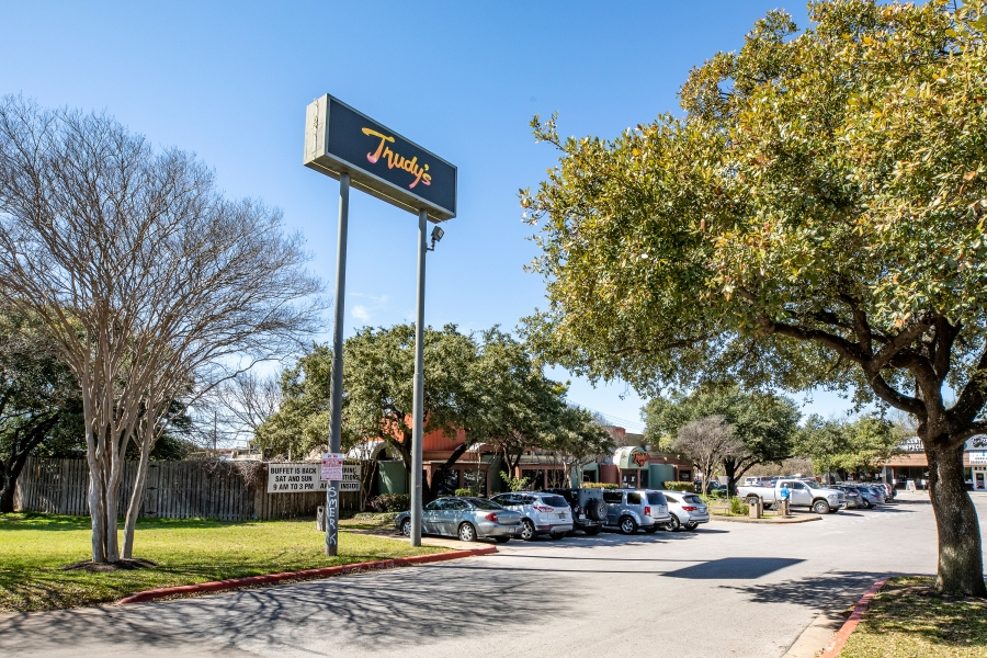Trudy's on Burnet Road (Austin Business Journal Photo/Arnold Wells)