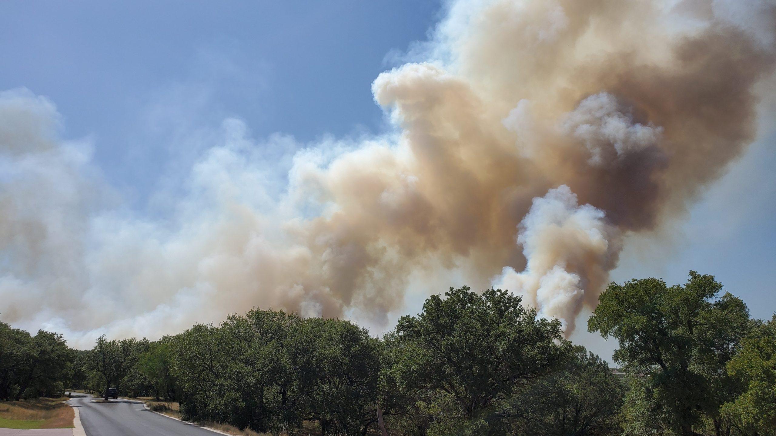 trails fire horseshoe bay