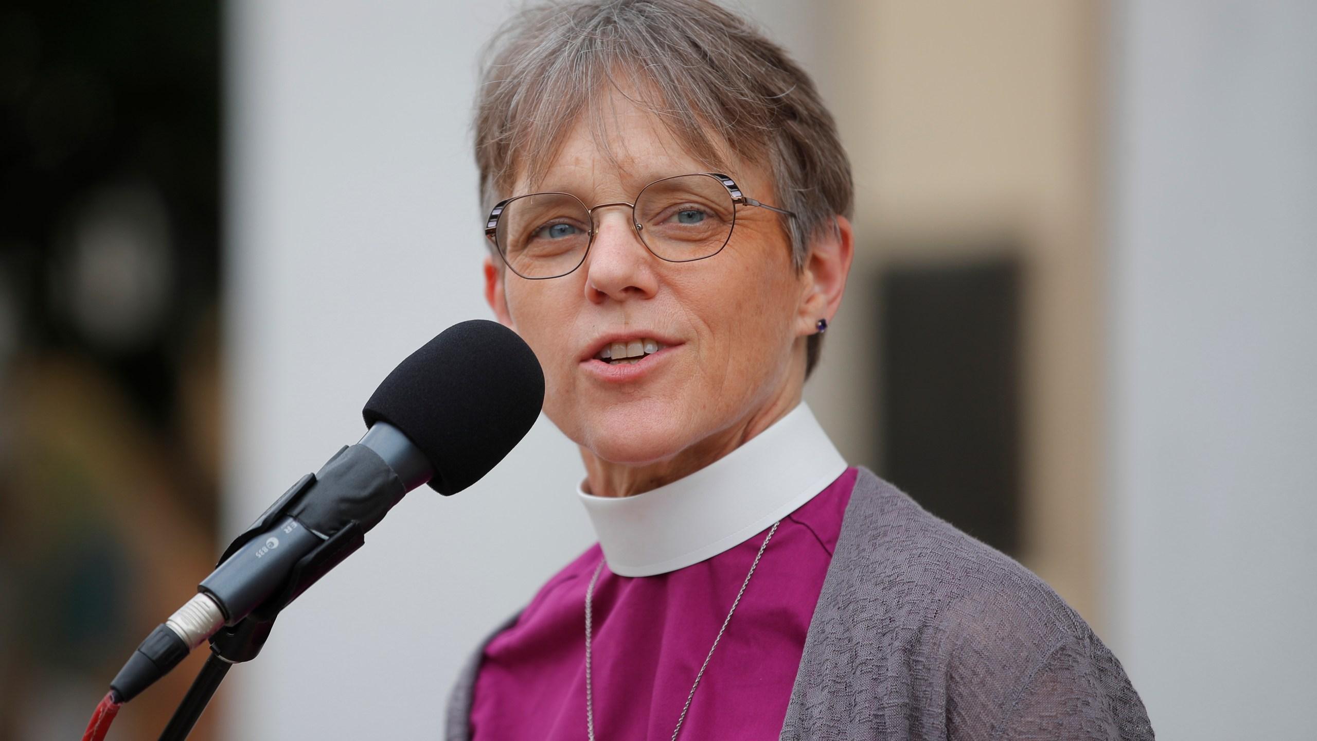 Bishop Mariann Edgar Budde