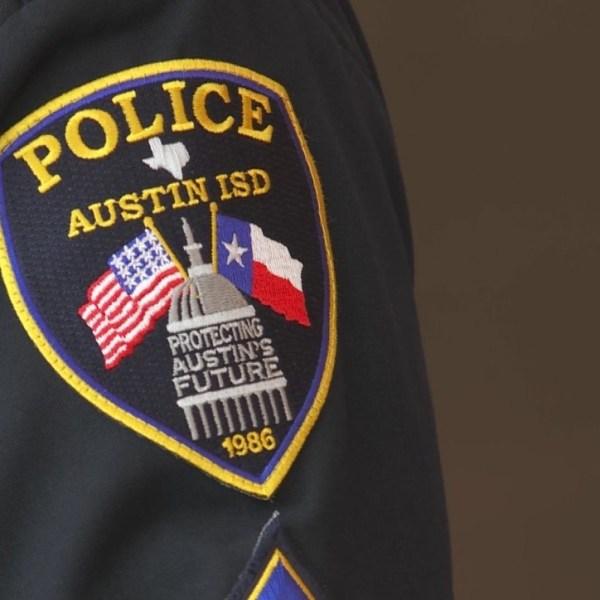 AISD PD patch officer 082620
