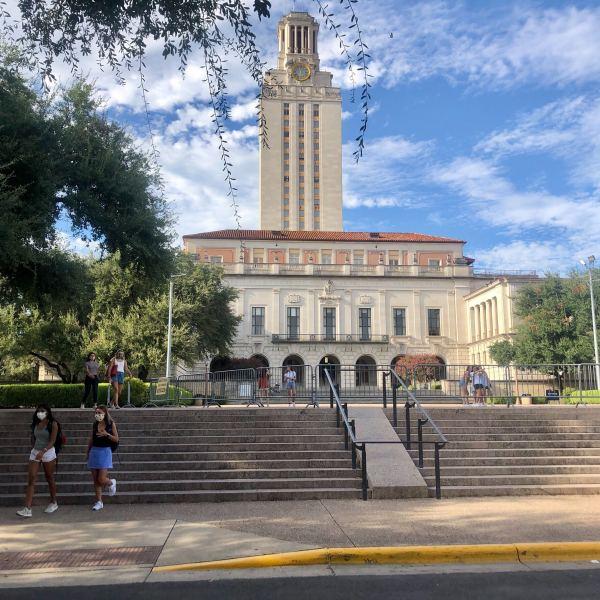 UT campus file photo. KXAN photo/Alyssa Goard