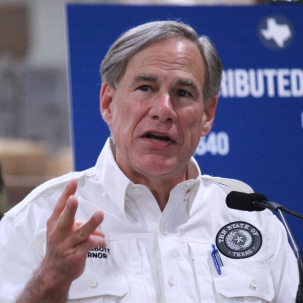Gov. Greg Abbott updates PPE in Texas