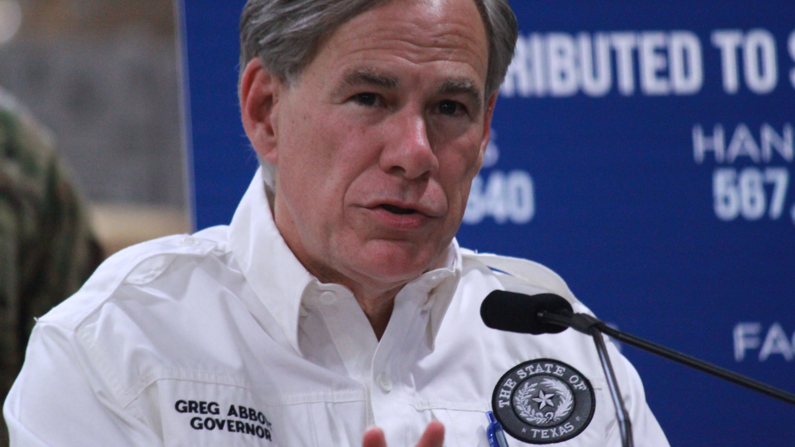 Gov. Greg Abbott updates PPE in Texas 0