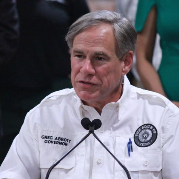 Gov. Greg Abbott updates PPE in Texas 2