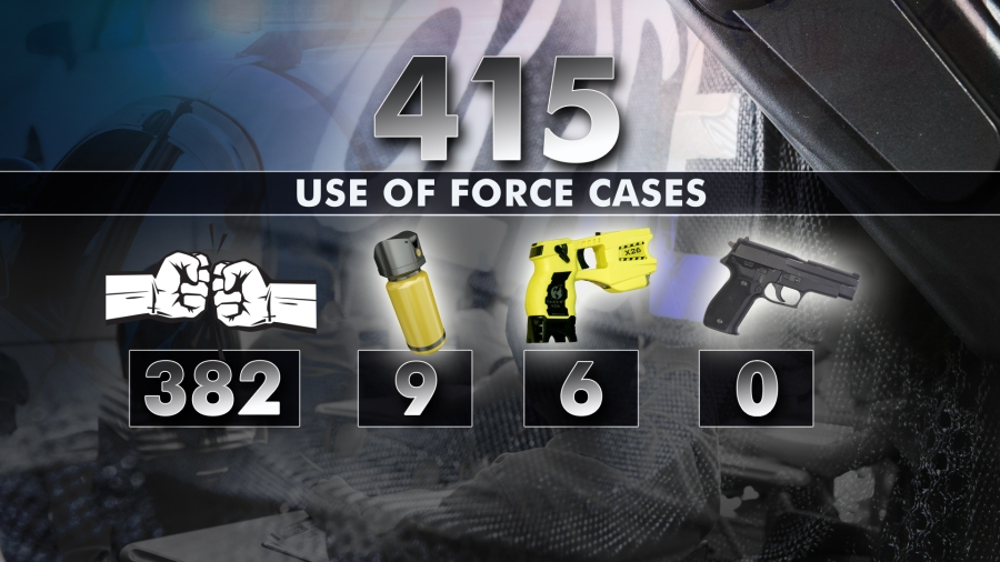AISD PD type of force used 082820