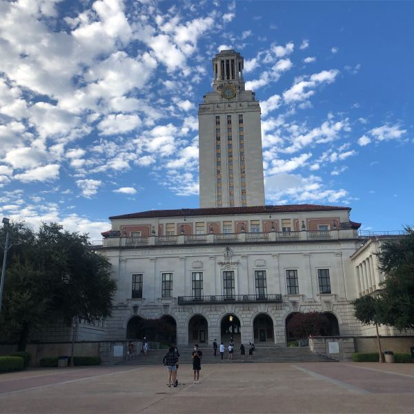 first day of classes fall 2020 ut-austin