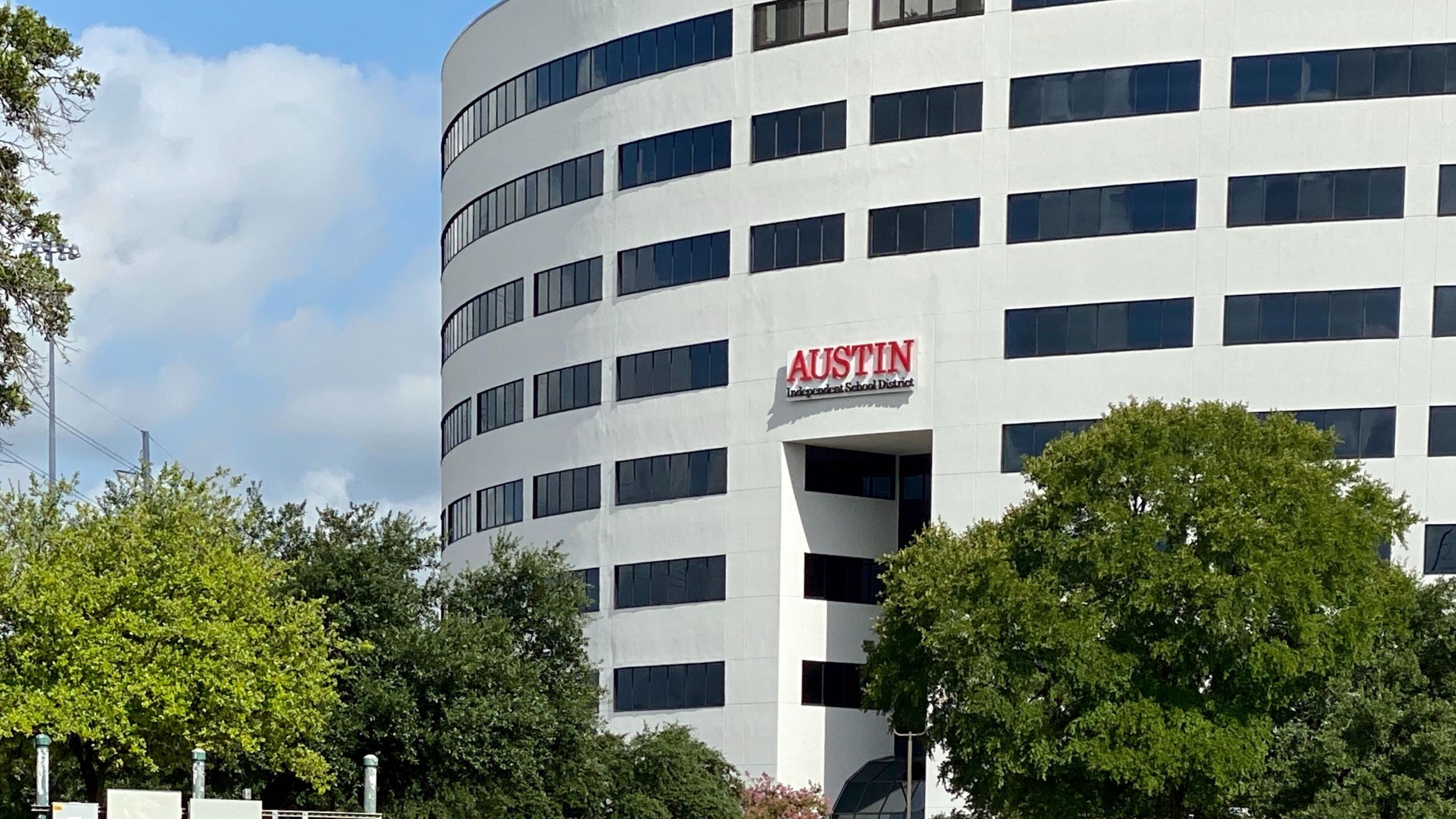 Austin ISD Headquarters (Picture: KXAN/Alex Hoder)