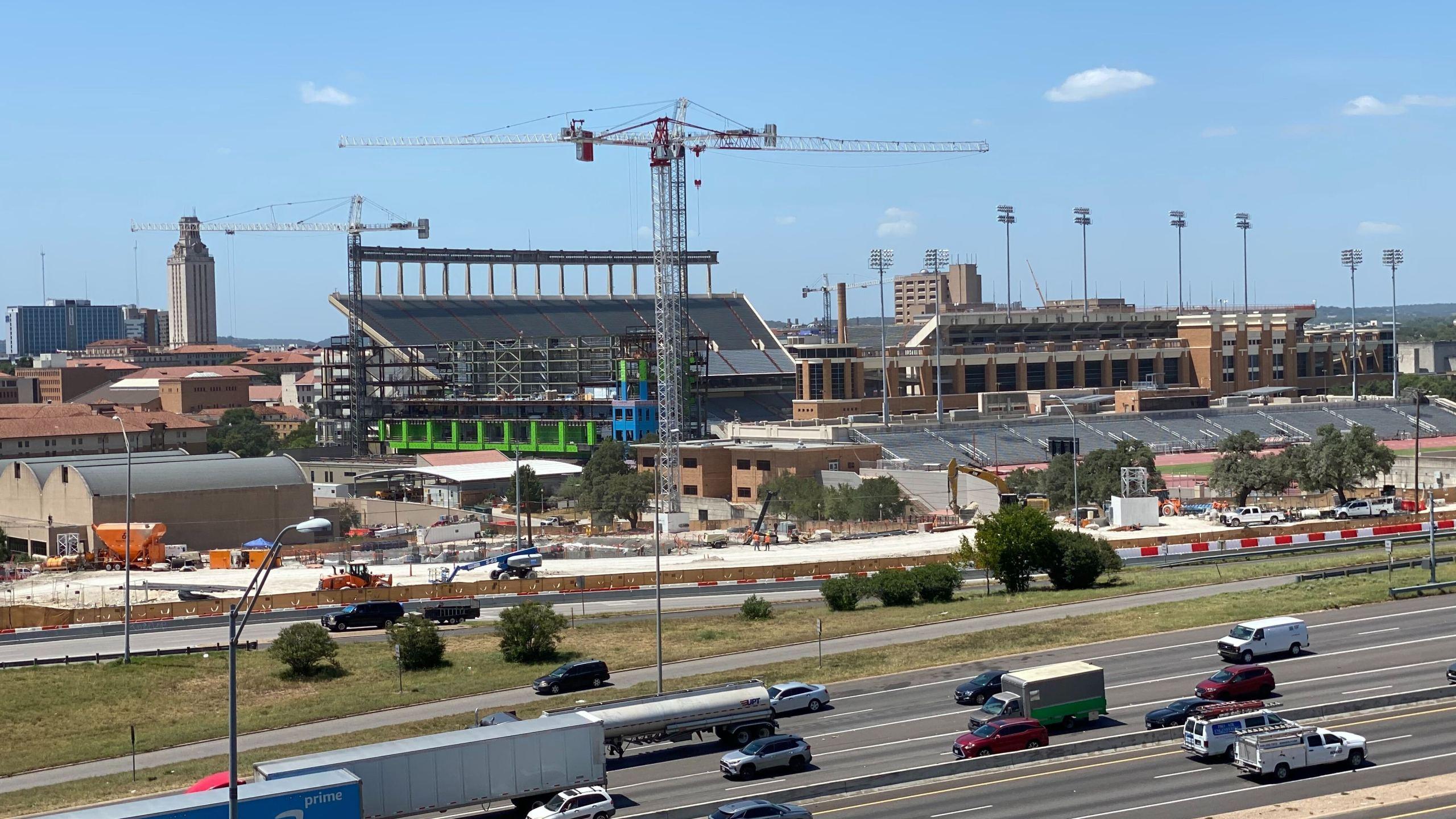 DKR - Texas Memorial Stadiu,