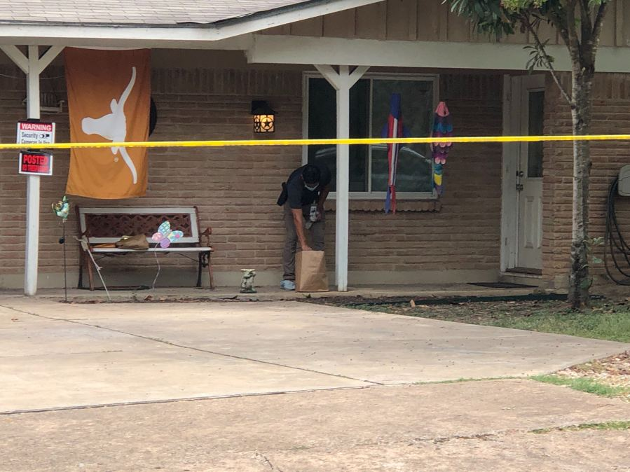body found on mojave drive