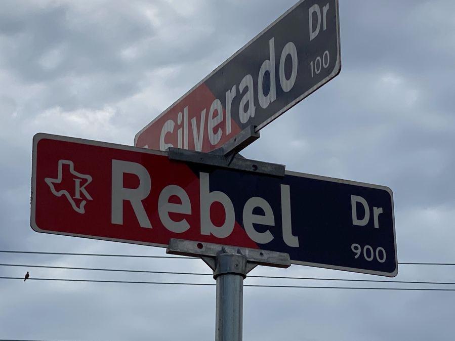 rebel drive turning into fajita drive