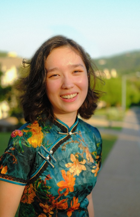"""18-year-old Emma Nebeker, class of 2020, shared her own experience as a Chinese-American student at Westlake High School. """"I've been treated differently simply for looking different,"""" she said. She said the current Quick Report system, which the district implemented in 2017 for students to voice their concerns, is hard to locate and is not easily accessible. A district spokesperson told KXAN it is considering a new service. (Courtesy Emma Nebeker)"""