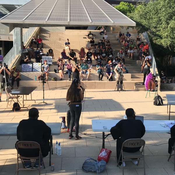 people's tribunal austin city hall