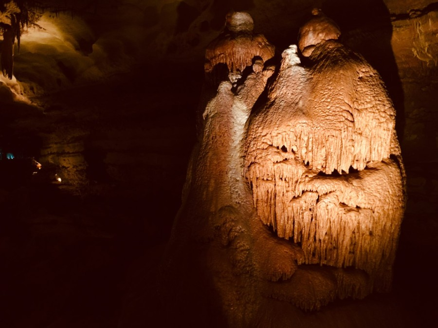 Inner Space Caverns in Georgetown, Texas (KXAN Photo/Ben Friberg)